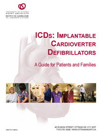 Implantable Cardioverter Defibrillators: A Guide for Patients and Families