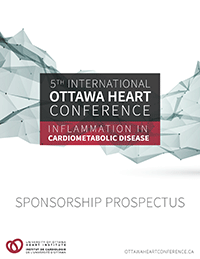 5th International Ottawa Heart Conference Sponsorship Prospectus