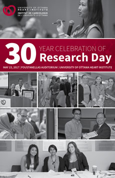 Research Day 2017 Event Poster