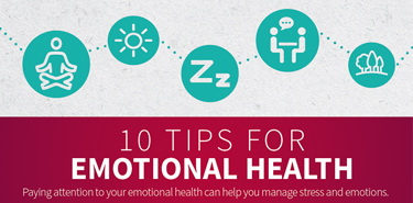 10 Tips for Emotional Health