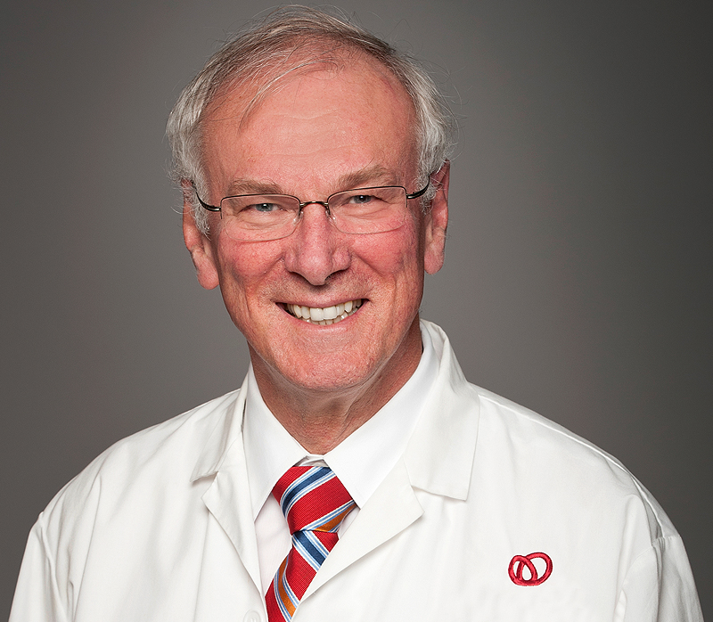 Dr. Andrew Pipe, University of Ottawa Heart Institute