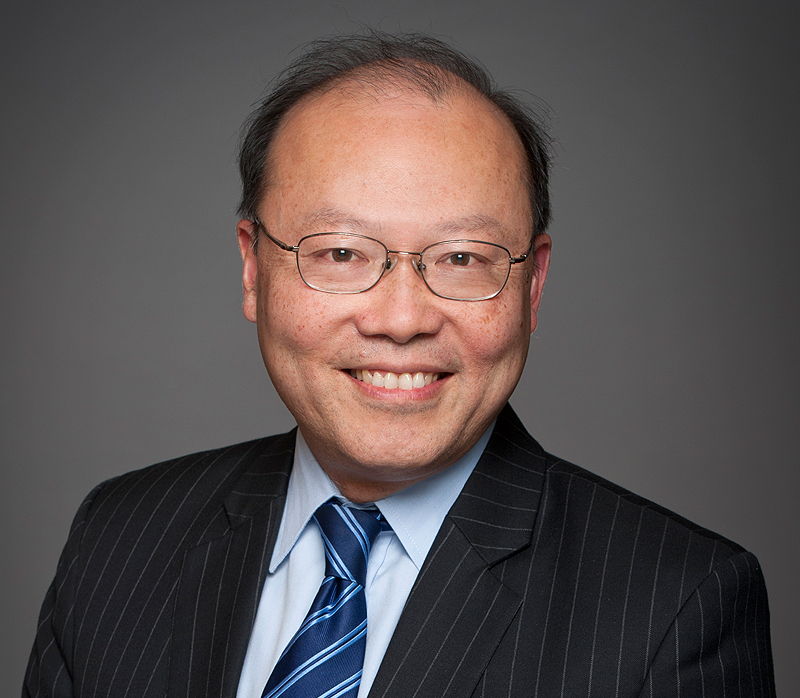 Dr. Peter Liu, CSO/VP Research, University of Ottawa Heart Institute
