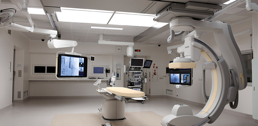 Hybrid Operating Room A Space Dedicated To Cross Disciplinary