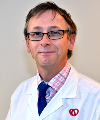 Dr. Birnie, Cardiac Electrophysiologist and the director of arrhythmia services