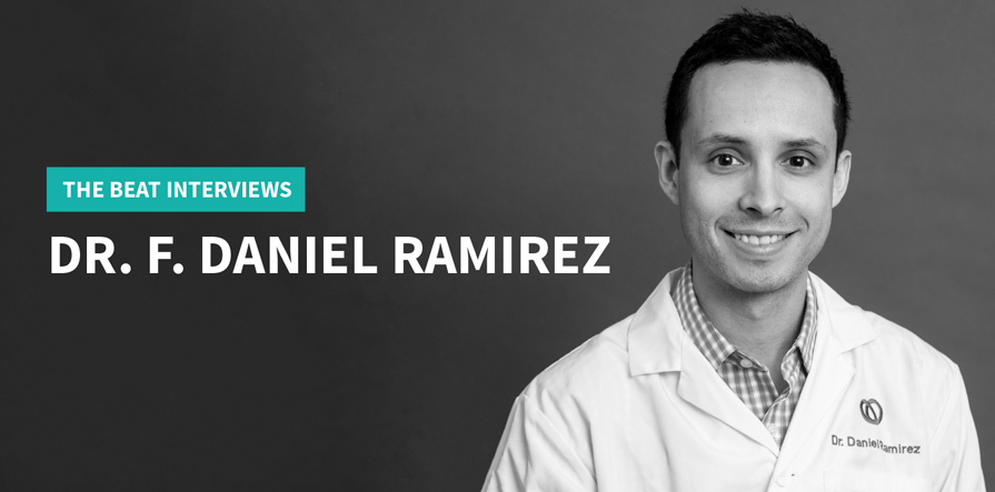 Dr. F. Daniel Ramirez is a cardiac electrophysiologist and clinician-scientist in the Division of Cardiology at the University of Ottawa Heart Institute (UOHI).
