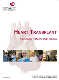 Heart Transplant Guide Cover