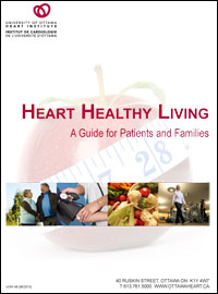 Heart Healthy Guide Cover