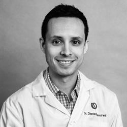 Dr F. Daniel Ramirez est électrophysiologiste cardiaque et chercheur clinicien à la Division de cardiologie de l'Institut de cardiologie de l'Université d'Ottawa (ICUO).