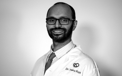 Dr. Hany Rizk, Cardiologist, Division of Cardiology at the University of Ottawa Heart Institute and at The Ottawa Hospital.