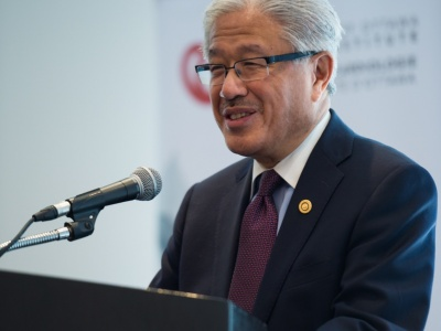 Wilbert J. Keon Endowed Lectures presented by Dr. Victor Dzau - 2018 Ottawa Heart Conference