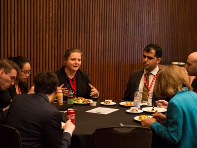 Trainee specific featured sessions included Poster Presentations, Rapid Fire Oral Presentations and awards and a Trainee Mentorship Luncheon. 2018 Ottawa Heart Conference