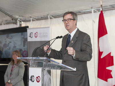 Founders' Breakfast: Mayor Jim Watson