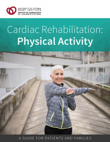 Cardiac Rehabilitation: Physical Activity Guide cover page