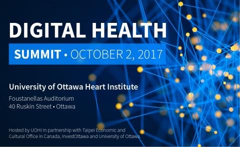 Digital Health Summit poster image