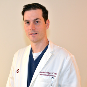 Dr. Benjamin Hibbert, University of Ottawa Heart Institute.