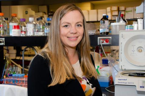 Dr. Katey Rayner, UOHI.