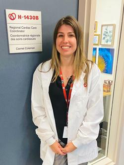 Carmel Coleman, Surgical Triage Coordinator and Registered Nurse, UOHI