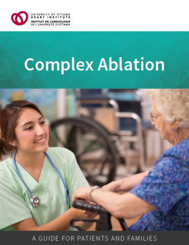 Complex Ablation Guide cover page