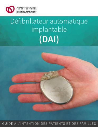 Défibrillateur automatique implantable