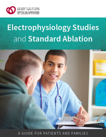 Electrophysiology Studies and Standard Ablation Guide