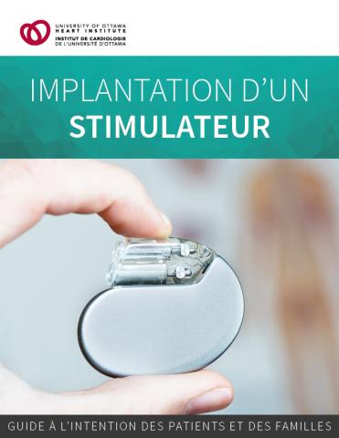 Implantation d'un stimulateur