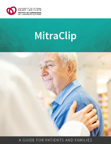 MitraClip Patient Guide