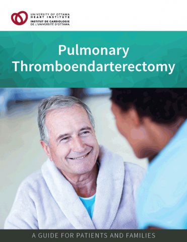Pulmonary Thromboendarterectomy Patient Guide