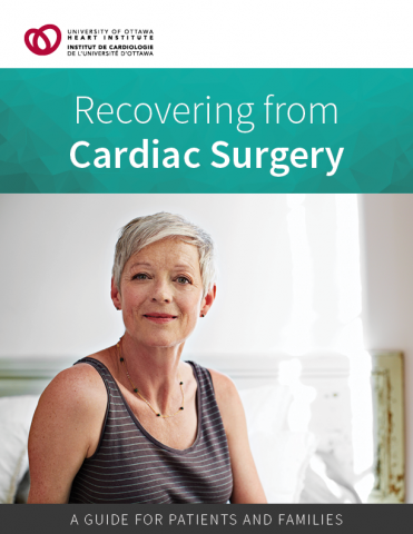 Recovering from Cardiac Surgery