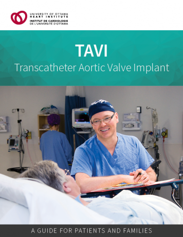 TAVI: Transcatheter Aortic Valve Implant Guide