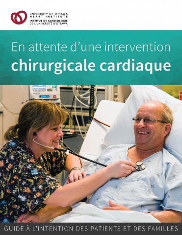 En attente d'une intervention chirurgicale cardiaque