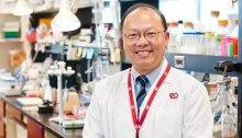 Dr. Peter Liu, Chief Scientific Officer, VP Research, and Clinician Scientist, University of Ottawa Heart Institute