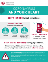 Coronavirus and your heart: Don't ignore heart symptoms