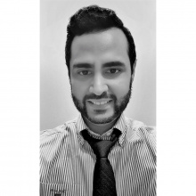 Dr. Mohammad Al-Khalaf, postdoctoral research fellow at the University of Ottawa Heart Institute