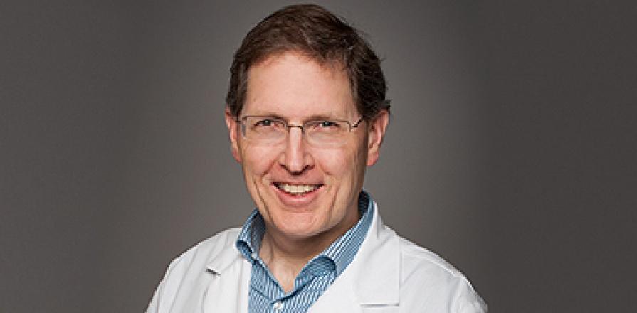 Rob Beanlands, chef de la Division de cardiologie