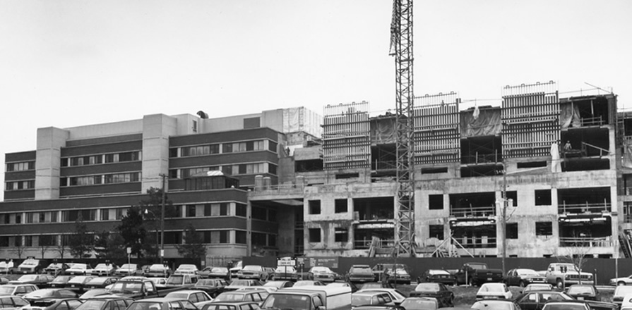 May 2016 marks the 40th anniversary of the opening of the University of Ottawa Heart Institute