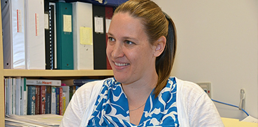 Heather Tulloch, Ph.D.