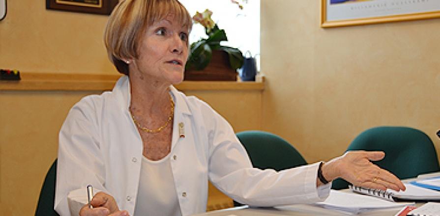 Ruth McPherson, M.D.