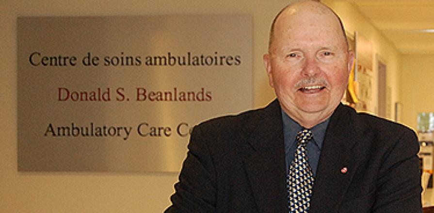 Donald S. Beanlands