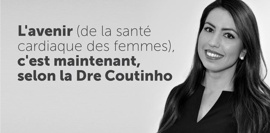 Image bannière mettant en vedette un portrait de la Dre Thais Coutinho