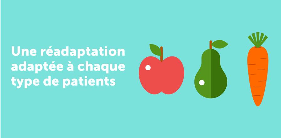 Pour des programmes de réadaptation cardiaque adaptés à tous les types de patients