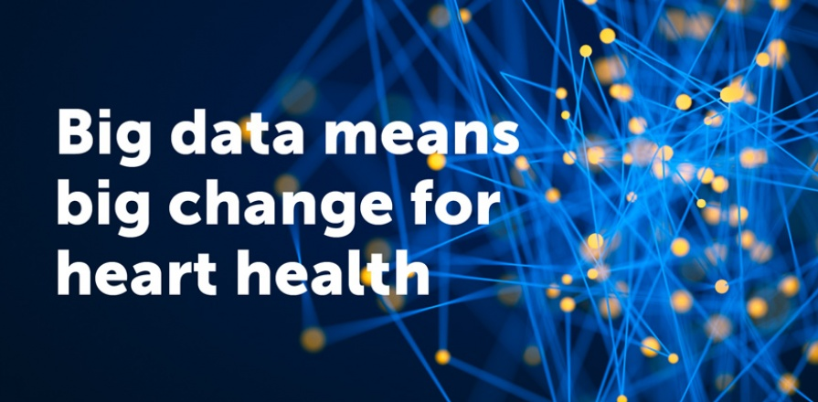 Big Data Means Big Change for Heart Health
