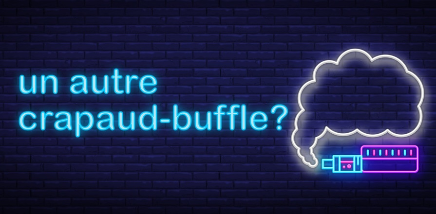 Image bannière : un autre crapaud buffle?