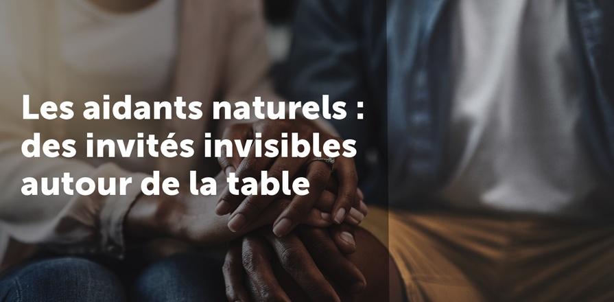 Les aidants naturels de patients cardiaques : des invités invisibles autour de la table