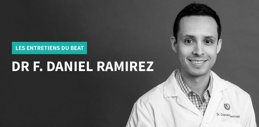 Le Dr F. Daniel Ramirez est électrophysiologiste cardiaque et chercheur clinicien à la Division de cardiologie de l'Institut de cardiologie de l'Université d'Ottawa (ICUO).